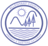 Official seal of Alleghany County