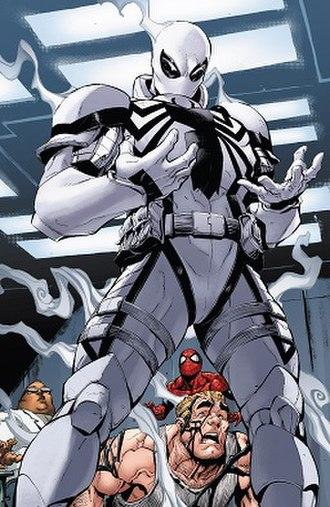 Flash Thompson - Image: Anti Venom (Flash Thompson)