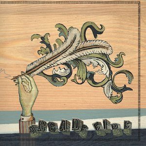 Funeral (album) - Image: Arcade Fire Funeral Cover