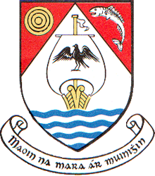 Coat of arms of Arklow