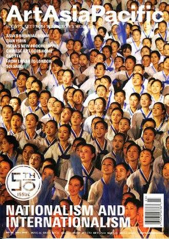 ArtAsiaPacific - Issue no. 50, Fall 2006