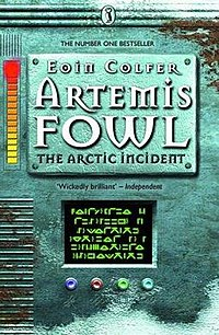 Artemis Fowl The Arctic Incident Wikipedia