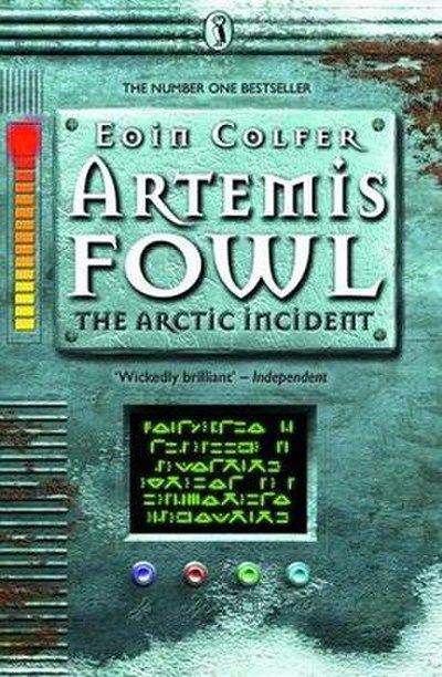 Picture of a book: Artemis Fowl: The Arctic Incident