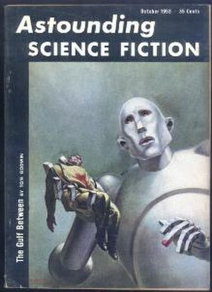News of the World (album) - Astounding Science Fiction, October 1953