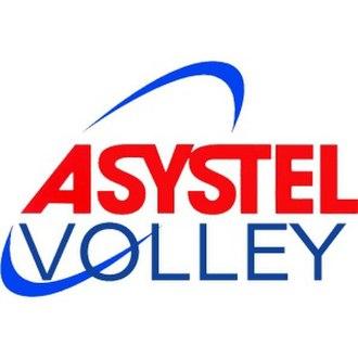 Asystel Volley - Image: Asystel logo