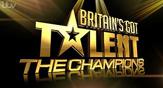 <i>Britains Got Talent: The Champions</i> Televised British talent competition series