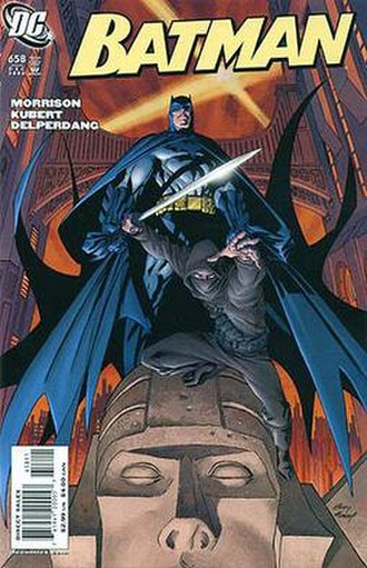 Batman and Son - Image: Batman 658