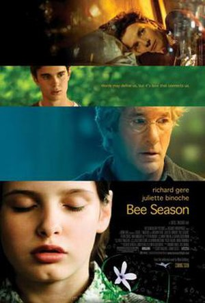 Bee Season (film) - Theatrical release poster