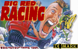Big Red Racing PC title.png