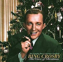 Bing Crosby Christmas.Bing Crosby The Voice Of Christmas Wikipedia
