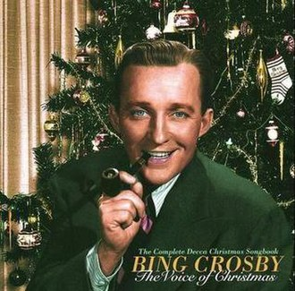 Bing Crosby: The Voice of Christmas - Image: Bing Crosby; Voice of Christmas (album cover)
