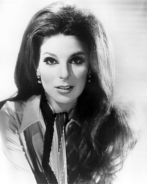 Bobbie Gentry became the first woman to win the award in 1968. BobbieGentry1969.jpeg