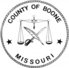 Official seal of Boone County