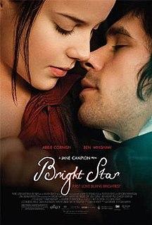 <i>Bright Star</i> (film) 2009 film by Jane Campion