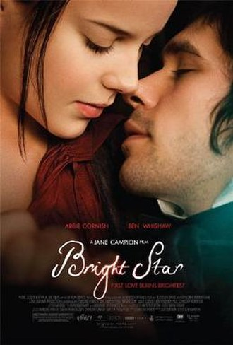 Bright Star (film) - Theatrical release poster