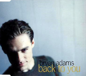 Back to You (Bryan Adams song) - Image: Bryan Adams Back to You