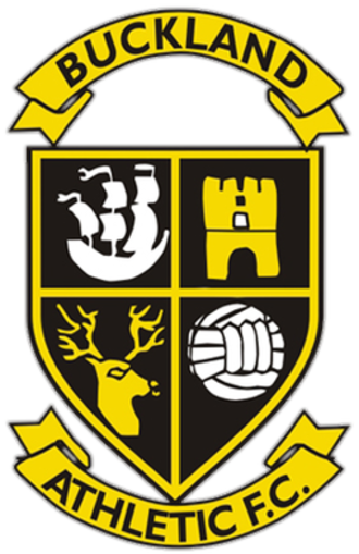 Buckland Athletic F.C. - Image: Buckland Athletic F.C. logo