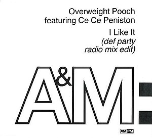 I Like It (Overweight Pooch song) - Image: CCP Single ILI cover