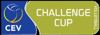 CEV Challenge Cup - Image: CEV Challenge Cup