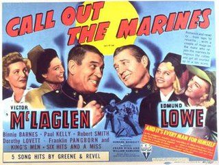 <i>Call Out the Marines</i> 1942 film