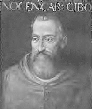 Innocenzo Cybo - Cardinal Innocenzo Cybo (1491-1550)