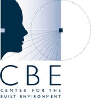 Center for the Built Environment - The CBE logo