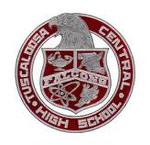 Central High School (Tuscaloosa, Alabama) - Image: Central High School (Tuscaloosa, Alabama) seal
