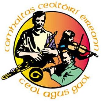 Comhaltas Ceoltóirí Éireann - Image: Cgmed