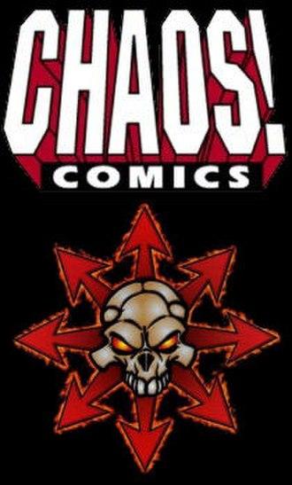 Chaos! Comics - Image: Chaos Comics