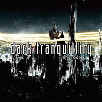 Character (Dark Tranquillity album) - Image: Character digipak cover