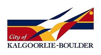 City of Kalgoorlie-Boulder - Image: City of Kalgoorlie Boulder Logo
