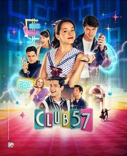 <i>Club 57</i> (TV series) Italian-American television series