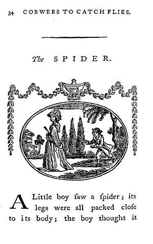 Cobwebs to Catch Flies - A typical page from an early Marshall edition