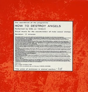 How to Destroy Angels (Coil EP)