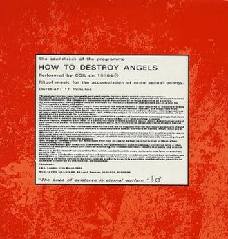 How to Destroy Angels (Coil EP) - Image: Coilhowtodestroyange ls