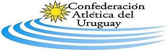 Uruguayan Athletics Confederation - Image: Confederación Atlética del Uruguay Logo