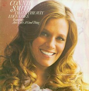 That's the Way Love Goes (Connie Smith album)