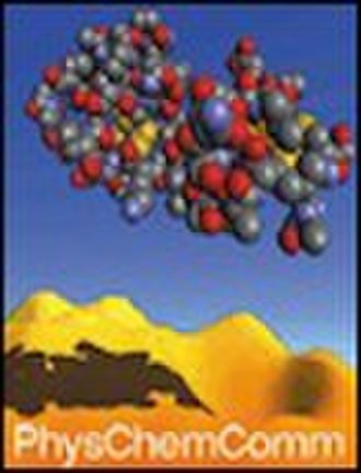 PhysChemComm - Image: Cover Issue Phys Chem Comm