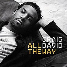 Craig David — All the Way (studio acapella)