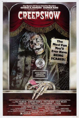 Creepshow - Original theatrical poster