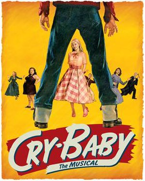 Cry-Baby (musical) - Image: Cry Baby