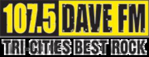 CJDV-FM - Image: DAVE FM logo