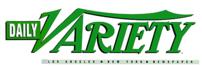 Daily Variety's logo