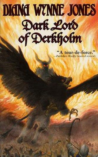 Dark Lord of Derkholm - Joseph Smith cover illustration of U.S. editions