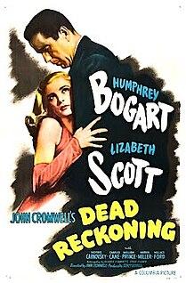 <i>Dead Reckoning</i> (1947 film) 1947 film by John Cromwell