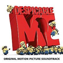 Despicable Me Original Motion Picture Soundtrack Wikipedia