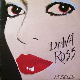 Muscles (song) - Image: Diana Ross Muscles