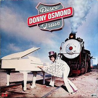 Disco Train - Image: Disco 1976album