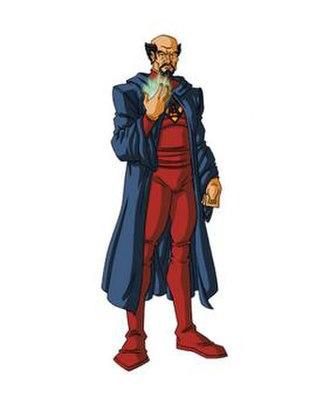 Doctor Druid - Image: Doctor Druid Classic
