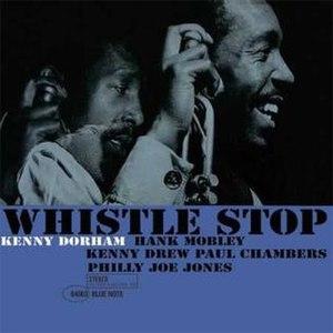 Whistle Stop (album) - Image: Dorhamwhistle